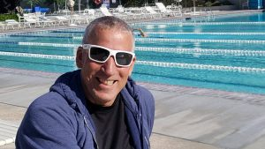 Image of Swim Coach and Instructor Ron Usher